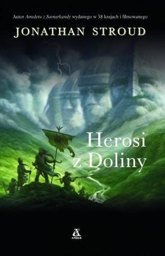 Okładka książki Herosi z Doliny