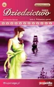 Okładka książki Poławiacz pereł