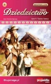 Okładka książki Taniec łowcy