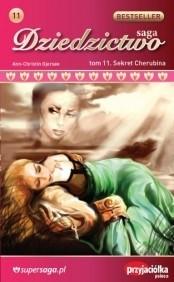 Okładka książki Sekret Cherubina