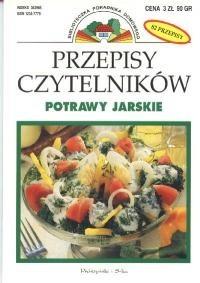 Okładka książki Przepisy Czytelników: Potrawy jarskie
