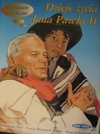 Okładka książki Z Wadowic do Rzymu. Dzieje życia Karola Wojtyły - Jana Pawła II