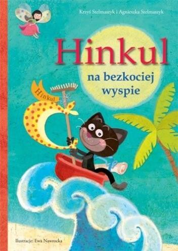 Okładka książki Hinkul na bezkociej wyspie