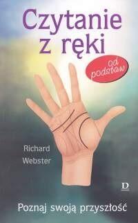 Okładka książki Czytanie z ręki od podstaw