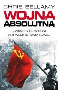 Okładka książki Wojna absolutna. Związek Sowiecki w II wojnie światowej