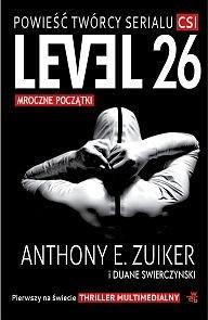 Okładka książki Level 26: Mroczne początki
