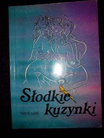 Okładka książki Słodkie kuzynki
