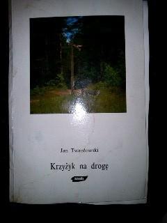 Okładka książki Krzyżyk na drogę