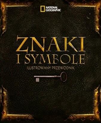 Okładka książki Znaki i symbole. Ilustrowany przewodnik