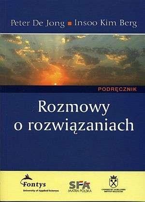 Okładka książki Rozmowy o rozwiązaniach. Podręcznik.