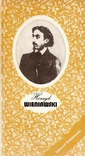 Okładka książki Henryk Wieniawski
