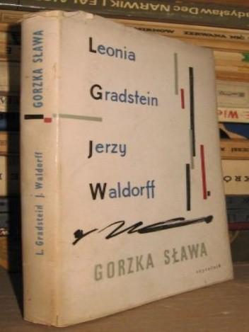 Okładka książki Gorzka sława