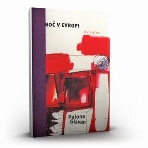 Okładka książki Noč v Evropi