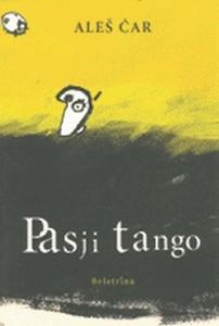Okładka książki Pasji tango
