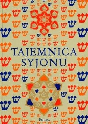 Okładka książki Tajemnica Syjonu