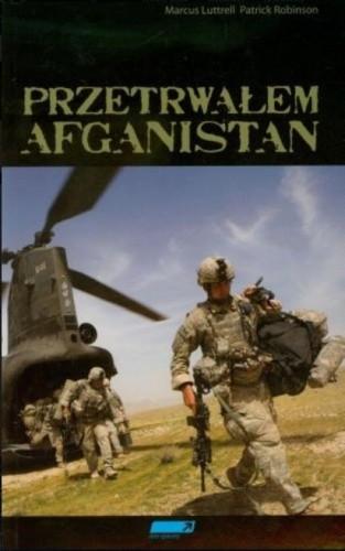 Okładka książki Przetrwałem Afganistan