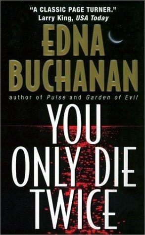 Okładka książki You only die twice