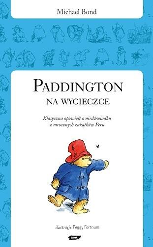 Okładka książki Paddington na wycieczce