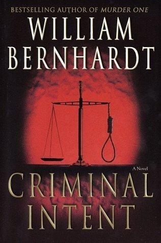 Okładka książki Criminal Intent