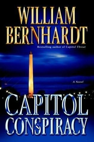 Okładka książki Capitol conspiracy