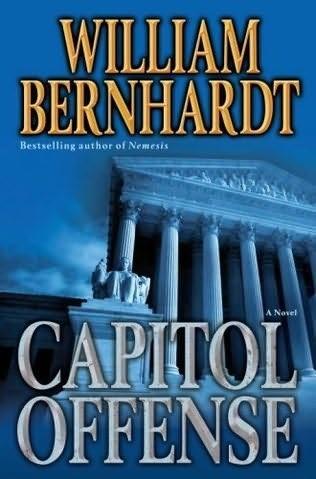 Okładka książki Capitol offense