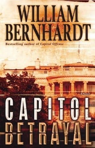 Okładka książki Capitol betrayal