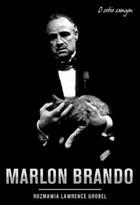Okładka książki Marlon Brando o sobie samym