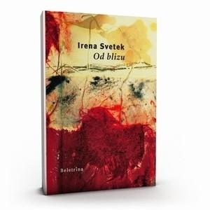 Okładka książki Od blizu