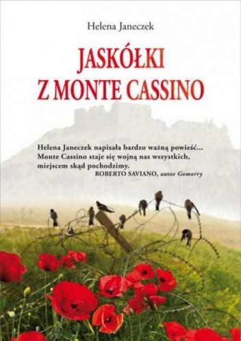 Okładka książki Jaskółki z Monte Cassino