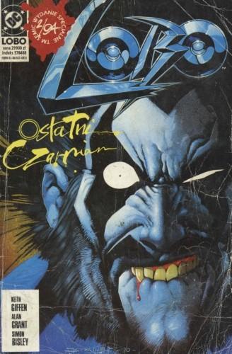 Okładka książki Lobo: Ostatni Czarnian