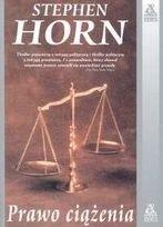 Okładka książki Prawo ciążenia