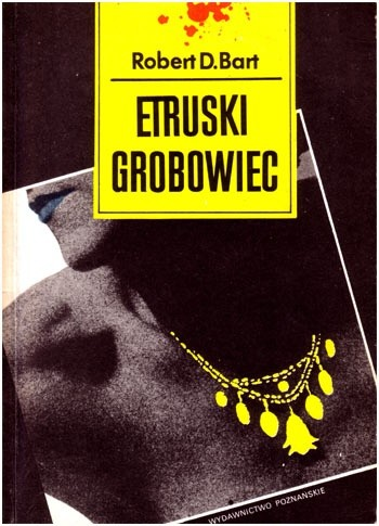 Okładka książki Etruski grobowiec
