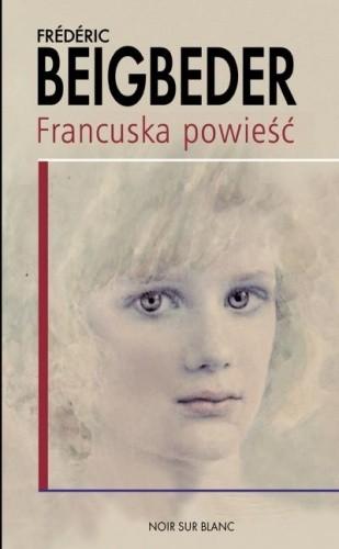 Okładka książki Francuska powieść