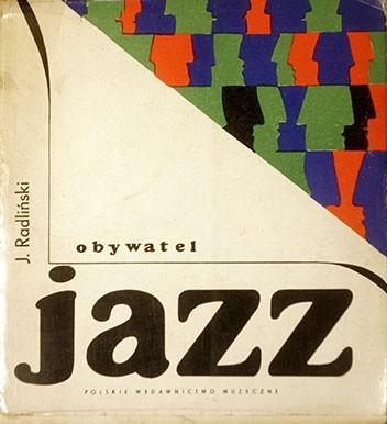 Okładka książki Obywatel Jazz