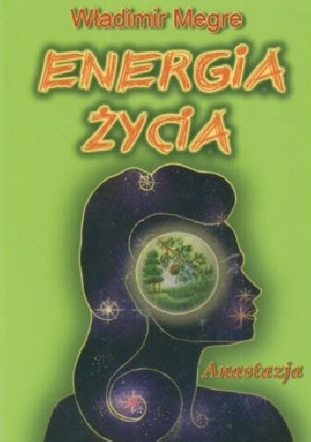 Okładka książki Anastazja. Energia życia