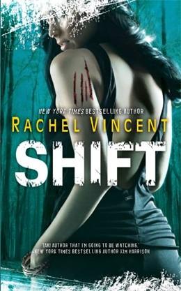 Okładka książki Shift