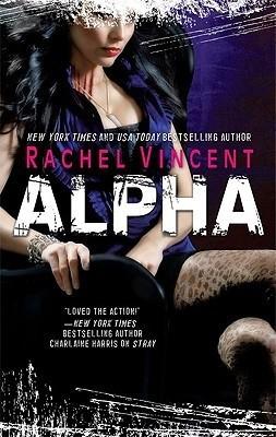 Okładka książki Alpha