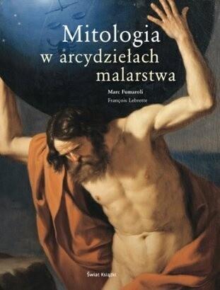 Okładka książki Mitologia w arcydziełach malarstwa
