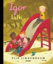 Okładka książki Igor i lalki