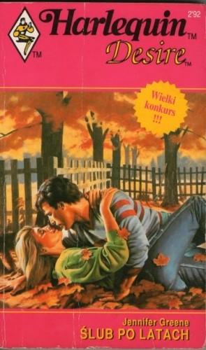 Okładka książki Ślub po latach