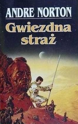 Okładka książki Gwiezdna straż