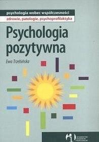 Okładka książki Psychologia pozytywna