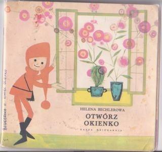 Okładka książki Otwórz okienko