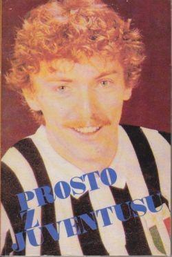 Okładka książki Prosto z Juventusu