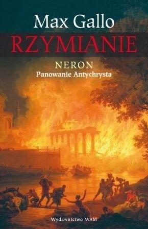 Okładka książki Neron. Panowanie Antychrysta