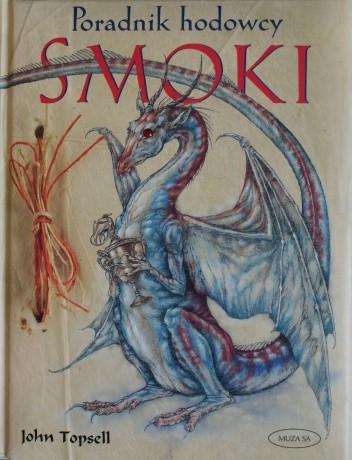 Okładka książki Poradnik hodowcy: Smoki