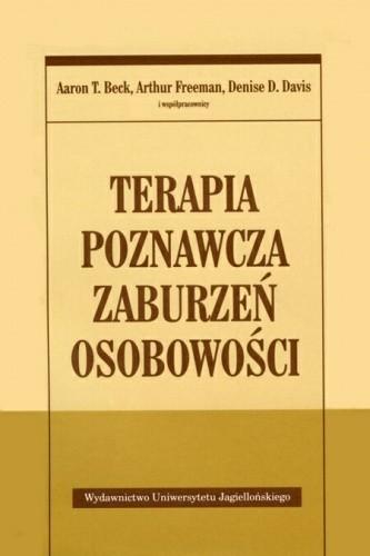 Okładka książki Terapia poznawcza zaburzeń osobowości