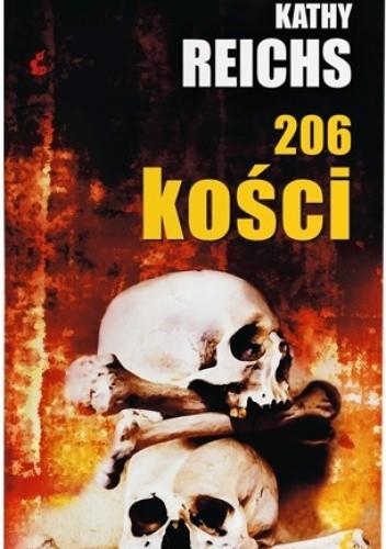 Okładka książki 206 kości