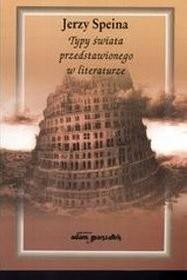 Okładka książki Typy świata przedstawionego w literaturze