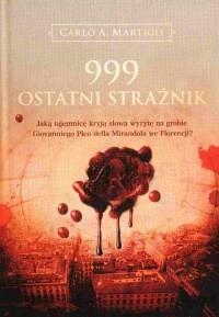 Okładka książki 999 Ostatni strażnik